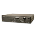 TruVision DVR 11, H.264, 4 ch, 25/30 fps – CIF, DVD/CD, 1 TB Storage