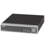 Videoregistratore digitale H.264, 4 canali video, 1 canale audio, max 1 HDD interno