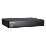 SRD-440 P 500 EU DVR 4 ingressi, velocità di registrazione fino a 100ips (CIF). H.264. HDD500GB.