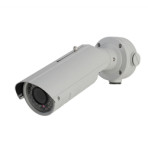 TruVision™ IP bullet camera risoluzione 1280×960 (25 fps)HD 720p – CMOS da 1/3″progressive scan