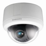 Dome camera da interno 12X con DSP W V,Telemetria via RS-485/422 multiprotocollo