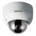 SVD-4700)Telecamera dome statica da interno/esterno antivandalica D/N ICR alta risoluzione