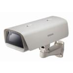 Custodia da esterno per telecamere fisse, IP66, in alluminio, apertura laterale