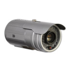 TruVision IR Bullet High-Res Camera, PAL, 650 TVL, 6.0–50.0 mm