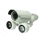 Telecamera bullet a colori day&night elettronica,sensore CCD 1/3″,alta risoluzione600 linee