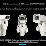 """Videotec – Nuovo ULISSE NETCAM, Il """"PRIMO E UNICO"""" Brandeggio per esterni Full-IP"""